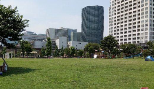 ワールドシティタワーズ周辺を散策してきました。