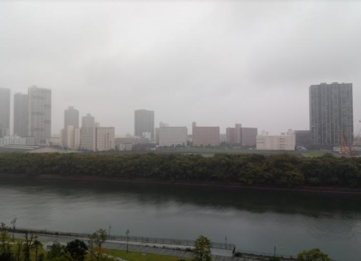 東側の眺望の写真