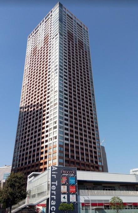 芝浦アイランドエアタワー