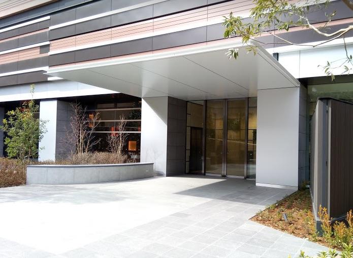 パークシティ柏の葉キャンパス ザ・ゲートタワー ウエスト エントランス