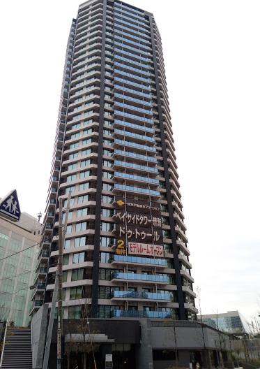 ベイサイドタワー晴海全体像の写真