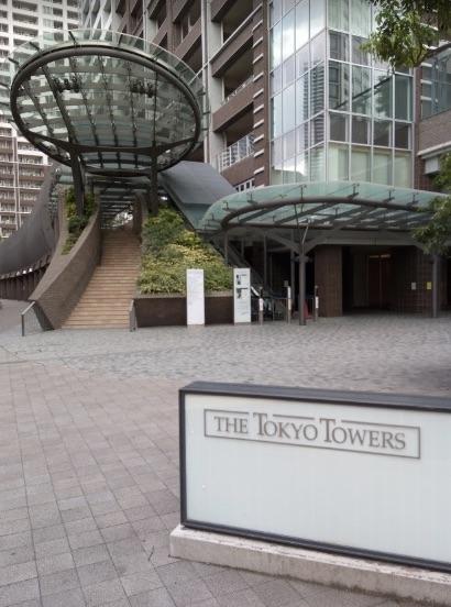 ザ・トーキョー・タワーズのオープンルームに行ってきました。