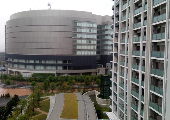 西側の眺望の画像