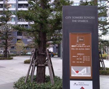 シティタワーズ豊洲ザ・シンボルの中古内見に行ってきました