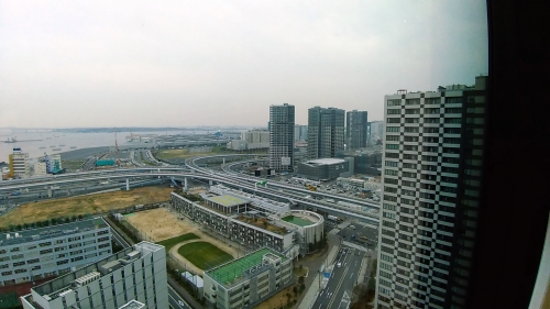 東側の眺望